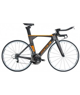 BICICLETA TRIATLHON SOUL NEW TT CARBON