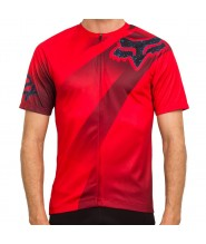 CAMISA FOX LIVEWIRE DESCENT MANGA CURTA