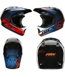 CAPACETE FOX RAMPAGE DOWNHILL