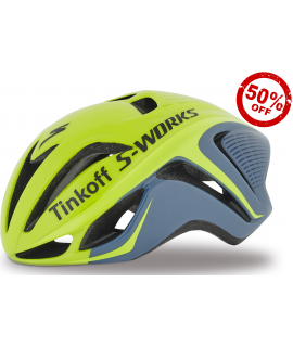 CAPACETE SPECIALIZED SW EVADE TINKOFF