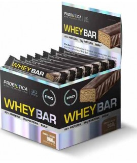 BARRA PROBIOTICA WHEY BAR